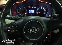 Kia Carens 2014 For sale - White color