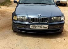 BMW 325 2002 For sale - Grey color