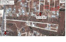 قطع اراضي بمدينة شحات
