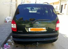 Gasoline Fuel/Power   Opel Zafira 2000