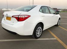 For sale 2018 White Corolla