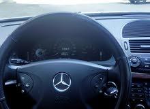 Mercedes Benz E 200 car for sale 2005 in Tripoli city