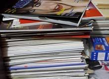 اكثر من 50 عدد لمجلة الشبكة العراقية بحالة جيدة جدا
