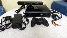 Xbox 360 250gb craked HDD & CD + kinect