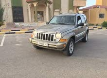 Jeep Liberty car for sale 2008 in Al-Khums city