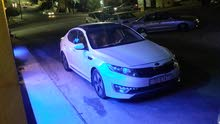 Kia Optima 2013 For sale - White color