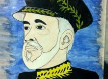 لوحات لمولاي حضرة  صاحب الجلالة السلطان قابوس بن سعيد المعضم