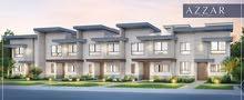 شقة في كمبوند Sarai بالقسط مساحتها 118متر.