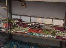 bunk bed three levels (70x160) سرير اطفال ثلاث ادوار