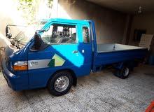 شغال علي سيارة نقل (بورتر) داخل طرابلس و باقي المدن