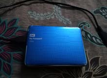 External Hard drive 2 terabytes for sale.