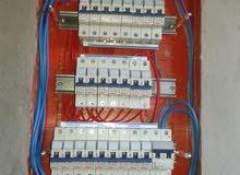 كهرباء منازل جنزور طرابلس