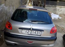 Automatic Silver Peugeot 2005 for sale