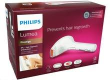جهاز Philips Lumia لإزالة الشعر بالليزر