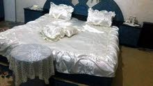 غرفة  نوم  للبيع  مستعمل استعمال نضيف