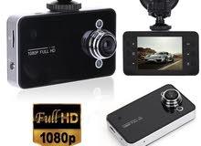 كاميرا سياره صوت و صوره و فيديو كاميرا تسجيل الطريق لجميع السيارات تركب عالولاعه