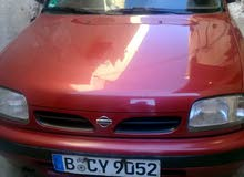 Gasoline Fuel/Power   Nissan Micra 2000