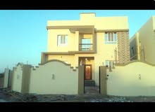More rooms  Villa for sale in Barka city Al Haram