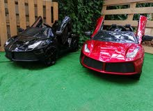سيارات شحن ألعاب أطفال فراري الأصلية Ferrari