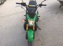 Used Honda motorbike made in 2018 for sale