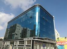 مكاتب جديدة للايجار مساحات مختلفة على شارع وصفي التل بالقرب من مستشفى سارة السعو