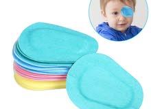 غطاء عين واحده طبية 3D مفيدة في علاج كسل العين للجنسين للاطفال