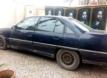 للبيع سيارة اوبل موديل 1991
