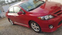 Automatic Toyota 2013 for sale - Used - Saham city