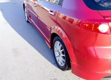 Maroon Chevrolet Lacetti 2007 for sale