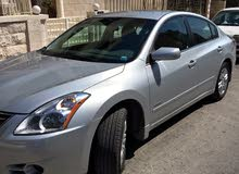 Nissan Altima 2010 For sale - Silver color