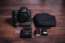 Canon 5D Mark 2 Camera with 2 Extra Battery