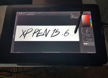 لوحة الرسم XP-Pen Artist 15.6 وكالة للبيع