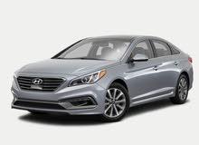 Used condition Hyundai Sonata 2016 with 0 km mileage
