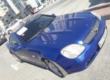 Mercedes SLK MODEL 2000
