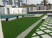 شركة oryx Al maha  تقدم لكم عرض خاص لفترة محدودة علي العشب الصناعي 45ملم
