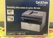 Brother Laser Multifunction Printer(print,copy,fax,scan)