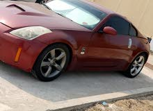 Nissan 350Z 2007 for sale in Abu Dhabi
