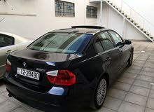 Automatic BMW 2007 for sale - Used - Irbid city