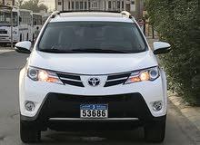White Toyota RAV 4 2015 for sale
