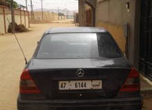 Manual Blue Mercedes Benz 2000 for sale