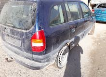 Opel Zafira made in 2005 for sale