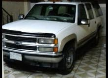 Chevrolet Suburban made in 1998 for sale