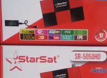 Star sat receiver new coll me