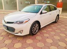 White Toyota Avalon 2015 for sale
