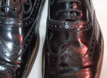 حذاء جلد اصلي MARKS AND SPENCER صناعة إنجليزيه