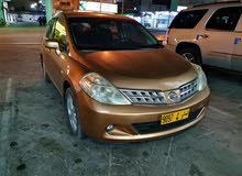 Used condition Nissan Tiida 2009 with 140,000 - 149,999 km mileage