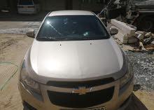 Chevrolet Cruze car for sale 2012 in Al Ahmadi city
