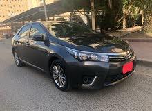 Toyota Corolla 2014 Full Option 2.0 GLi كرولا