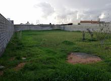 قطعة أرض للبيع في عين زارة البعيش