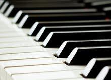 مدرس بيانو و أورج